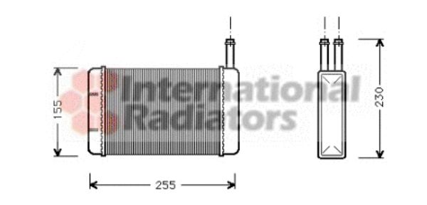 Système de chauffage - VAN WEZEL - 18006134