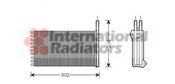 Système de chauffage - VAN WEZEL - 18006154