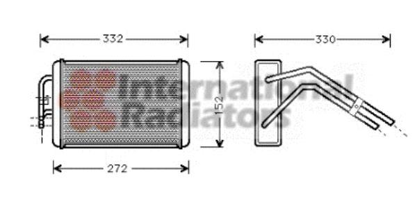 Système de chauffage - VAN WEZEL - 18006291