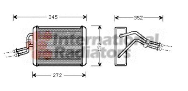Système de chauffage - VAN WEZEL - 18006317