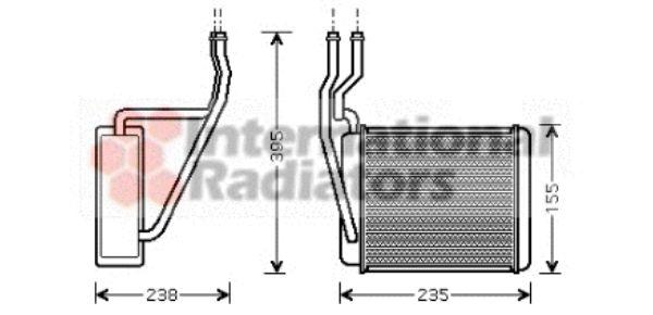 Système de chauffage - VWA - 88VWA18006329
