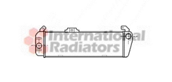 Radiateur d'huile - VAN WEZEL - 17003037