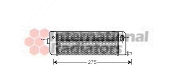 Radiateur d'huile - VAN WEZEL - 17003276