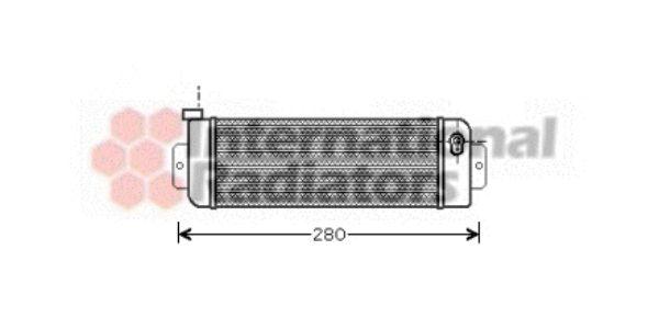 Radiateur d'huile - VAN WEZEL - 17003277