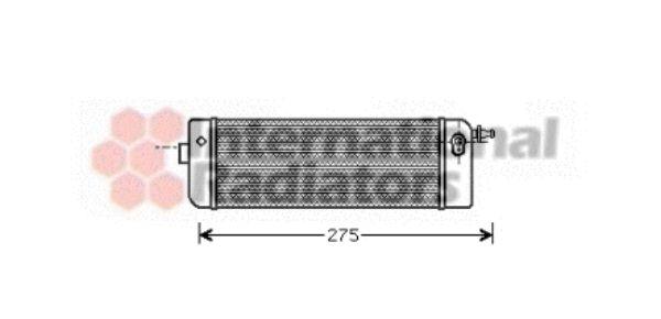 Radiateur d'huile - VAN WEZEL - 17003278