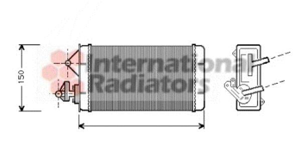 Système de chauffage - VWA - 88VWA17006087