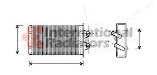 Système de chauffage - VAN WEZEL - 17006186