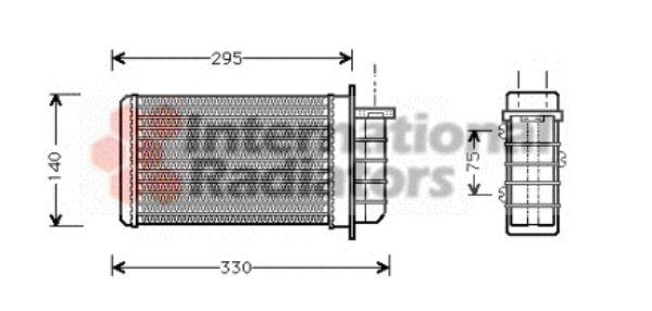 Système de chauffage - VAN WEZEL - 17006191