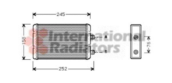 Système de chauffage - VAN WEZEL - 17006220