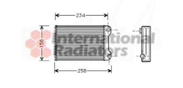 Système de chauffage - VWA - 88VWA17006242