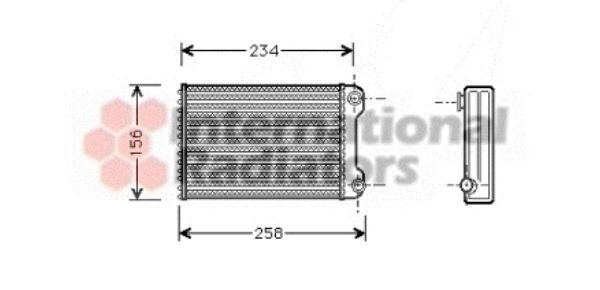 Système de chauffage - VAN WEZEL - 17006242