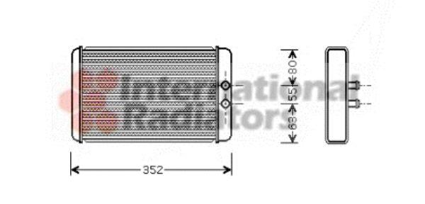 Système de chauffage - VAN WEZEL - 17006265