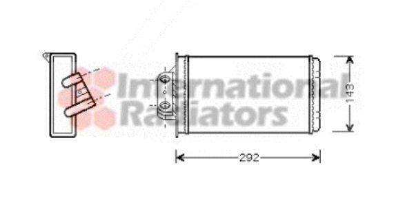 Système de chauffage - VAN WEZEL - 17006273