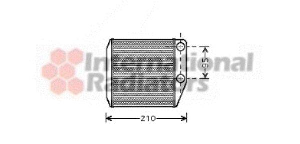Système de chauffage - VAN WEZEL - 17006313
