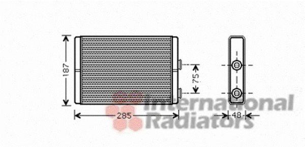 Système de chauffage - VAN WEZEL - 17006325