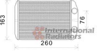 Système de chauffage - VAN WEZEL - 17006395