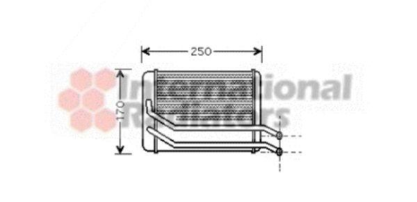 Système de chauffage - VAN WEZEL - 82006118
