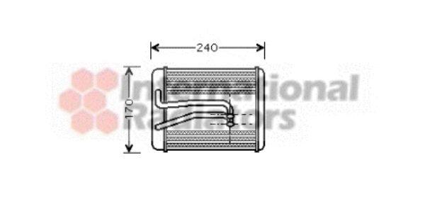 Système de chauffage - VWA - 88VWA82006119