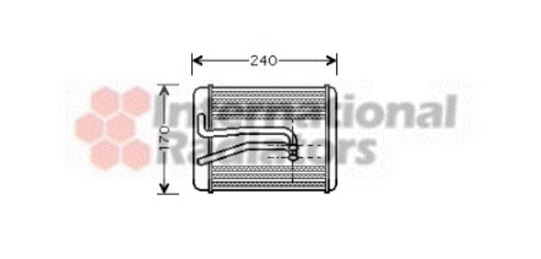 Système de chauffage - VAN WEZEL - 82006119