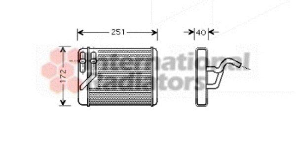 Système de chauffage - VAN WEZEL - 82006120