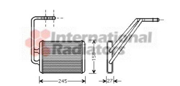 Système de chauffage - VAN WEZEL - 82006121