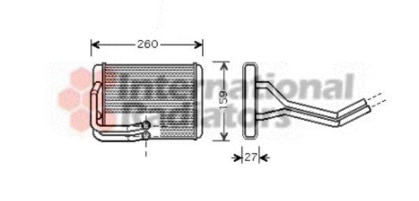 Système de chauffage - VAN WEZEL - 82006122