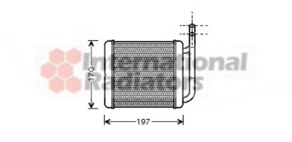 Système de chauffage - VAN WEZEL - 82006136