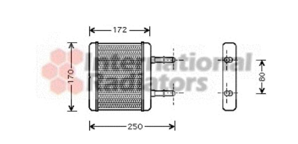 Système de chauffage - VWA - 88VWA82006137