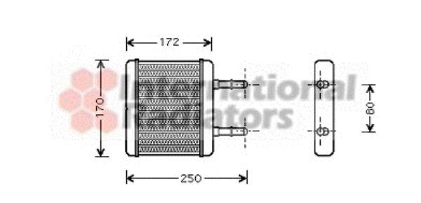 Système de chauffage - VAN WEZEL - 82006137