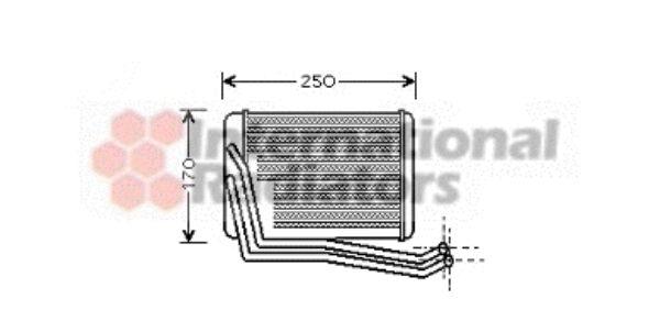 Système de chauffage - VAN WEZEL - 82006142