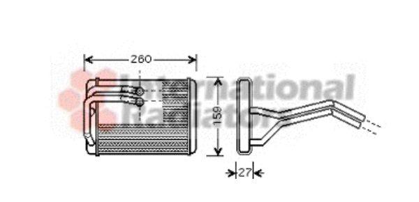 Système de chauffage - VAN WEZEL - 82006143