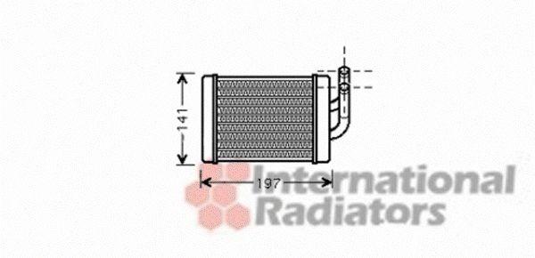 Système de chauffage - VAN WEZEL - 82006158
