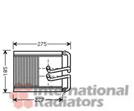 Système de chauffage - VAN WEZEL - 82006169