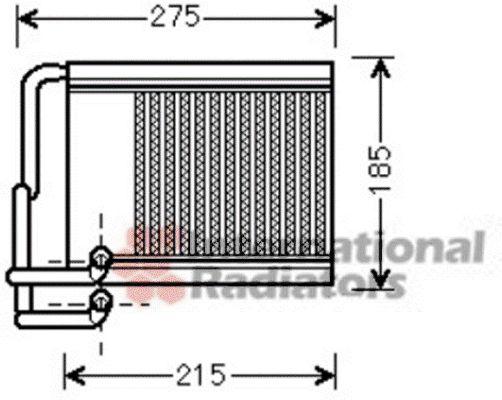 Système de chauffage - VAN WEZEL - 82006213