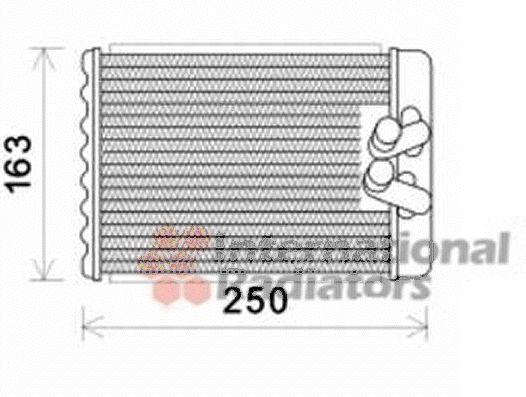 Système de chauffage - VAN WEZEL - 82006232