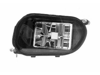 Projecteur antibrouillard - VAN WEZEL - 0145996