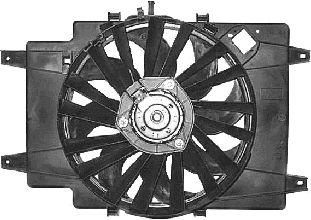 Ventilateur, refroidissement du moteur - VAN WEZEL - 0147745