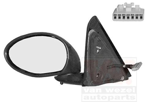 Rétroviseur extérieur - VWA - 88VWA0147817