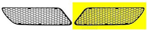 Grille de ventilation, pare-chocs - VAN WEZEL - 0148591