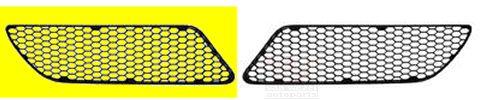 Grille de ventilation, pare-chocs - VAN WEZEL - 0148592