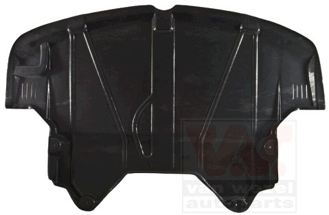 Insonoristaion du compartiment moteur - VAN WEZEL - 0156701