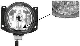 Projecteur antibrouillard - VWA - 88VWA0159999