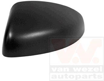 Revêtement, rétroviseur extérieur - VAN WEZEL - 0301841