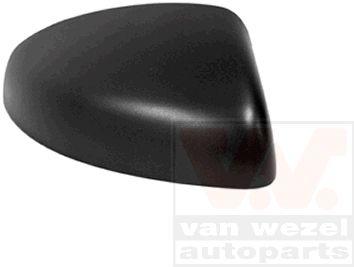 Revêtement, rétroviseur extérieur - VAN WEZEL - 0301842