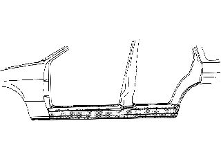 Marche-pied - VWA - 88VWA0323103