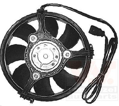 Ventilateur, refroidissement du moteur - VWA - 88VWA0315747