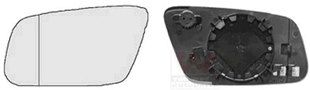 Verre de rétroviseur, rétroviseur extérieur - VWA - 88VWA0317837