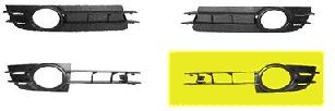 Grille de ventilation, pare-chocs - VWA - 88VWA0318593