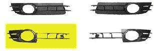 Grille de ventilation, pare-chocs - VWA - 88VWA0318594