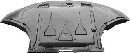 Insonoristaion du compartiment moteur - VAN WEZEL - 0318701